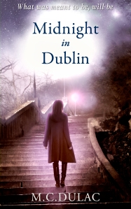 Midnight in Dublin - cover design by adipixdesign.com
