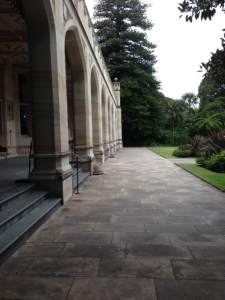 Government House Terrace