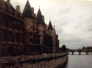 Conciergerie and Pont Neuf - Landmarks of Old Paris